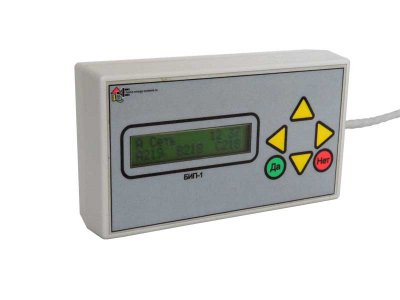 Блок индикации и программирования БИП-1, пульт дистанционного управления БУЭ-Basic