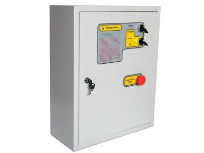 Блок управления электрогенератором БУЭ-Basic, автоматика АВР, автозапуск для генератора