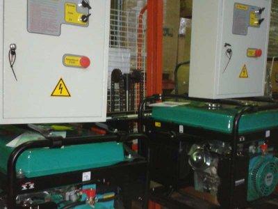 Блок управления электрогенератором БУЭ-Basic, автоматика АВР, автозапуск для генератора и TL8500