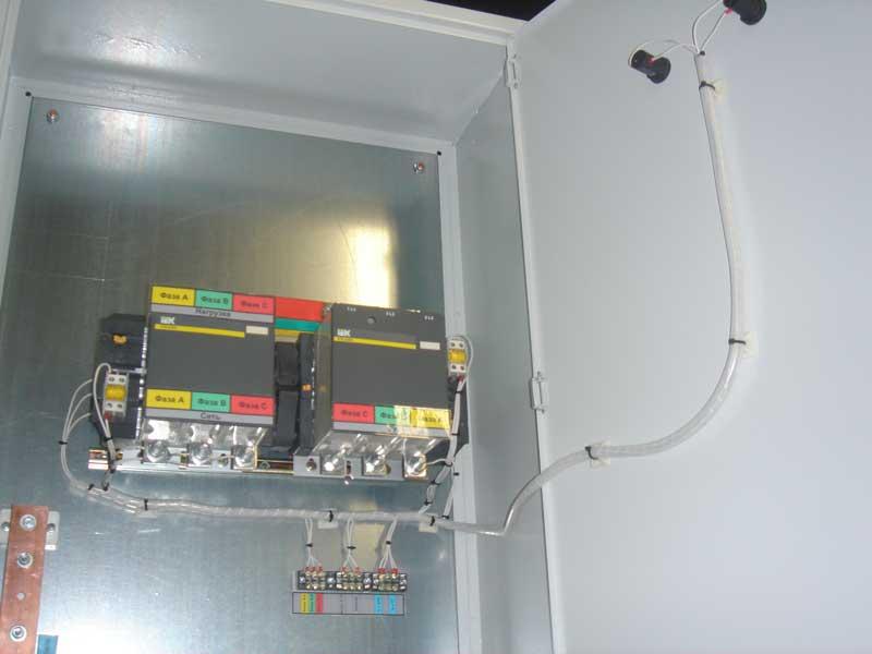 Внешние контакторы 250A для БУЭ-Basic