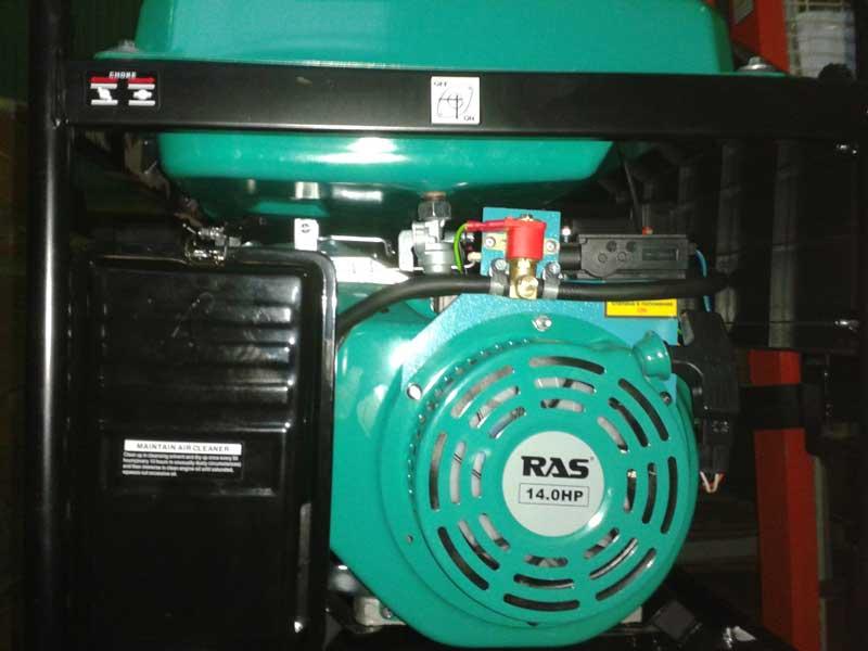 TL8500 привод заслонки и топливный клапан