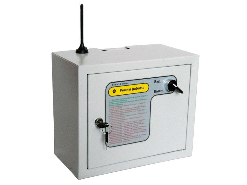 Блок удаленного мониторинга БУМ v1.2 GPRS, дистанционный Web GPRS и SMS мониторинг генератора1